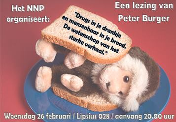 Lezing Peter Burger